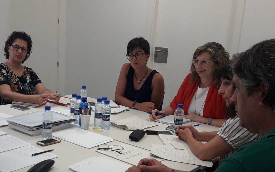 La primera Comisión Técnica del Laboratorio Social Benicarló-Vinaròs hace balance del las tareas realizadas y planifica nuevas estrategias