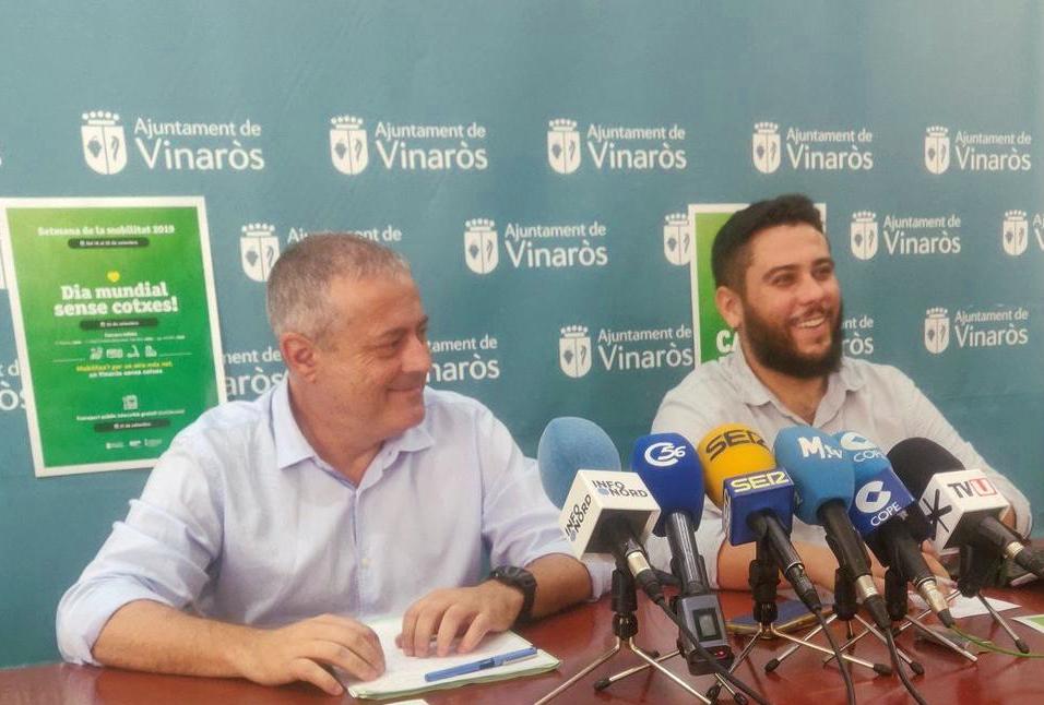 L'Ajuntament de Vinaròs es proposa reduir en un 40% les emissions de CO2 abans de 2023