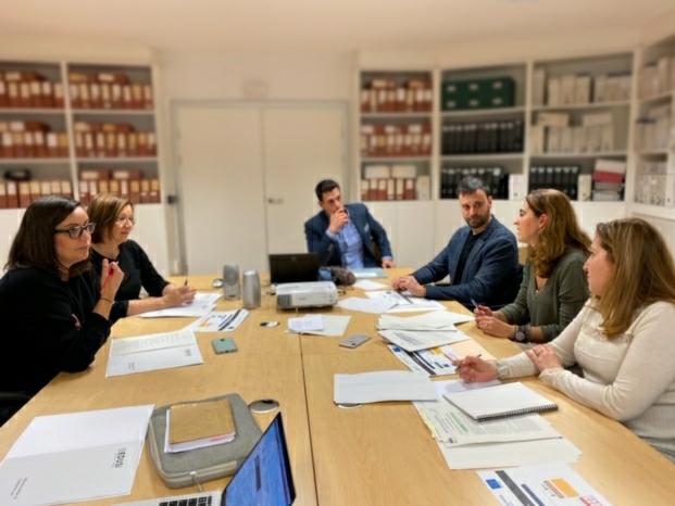 Benicarló y Vinaròs trabajan unidos para el buen desarrollo de la Estrategia DUSI